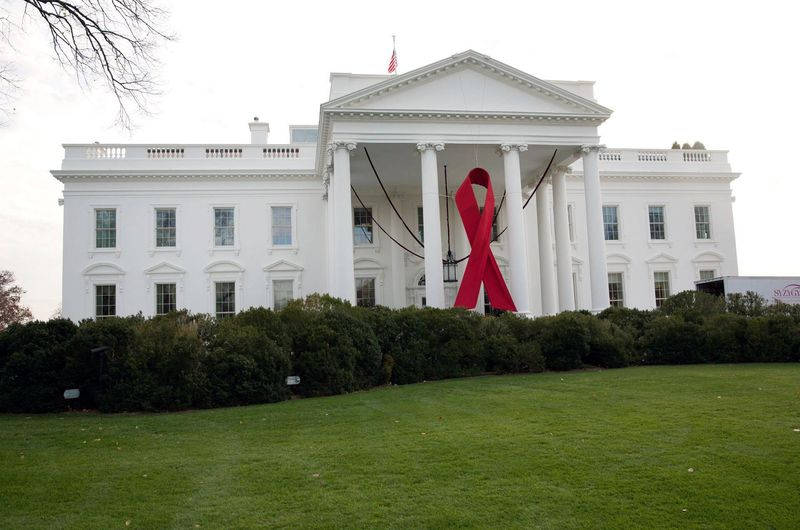 World AIDS Day 2012 at The White House