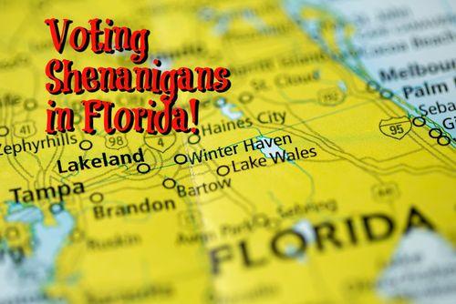 Voting shenanigans