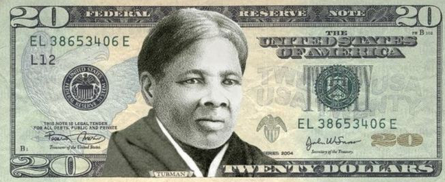 Harriet Tubman 20