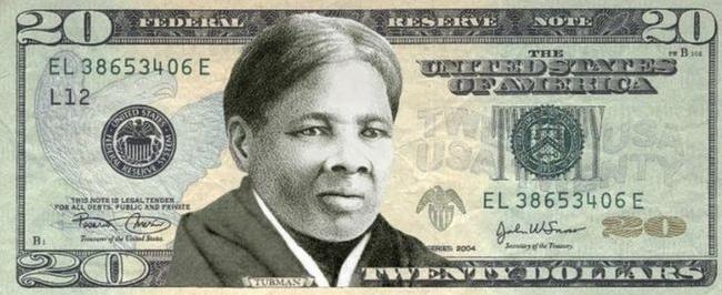 Harriet Tubman 20